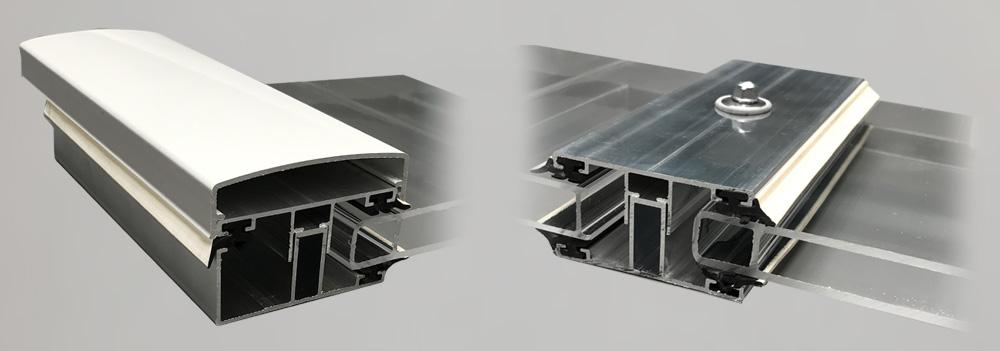 Aluminium Verlegeprodukte